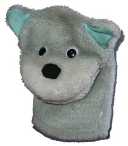 Glove Puppet Type of puppets