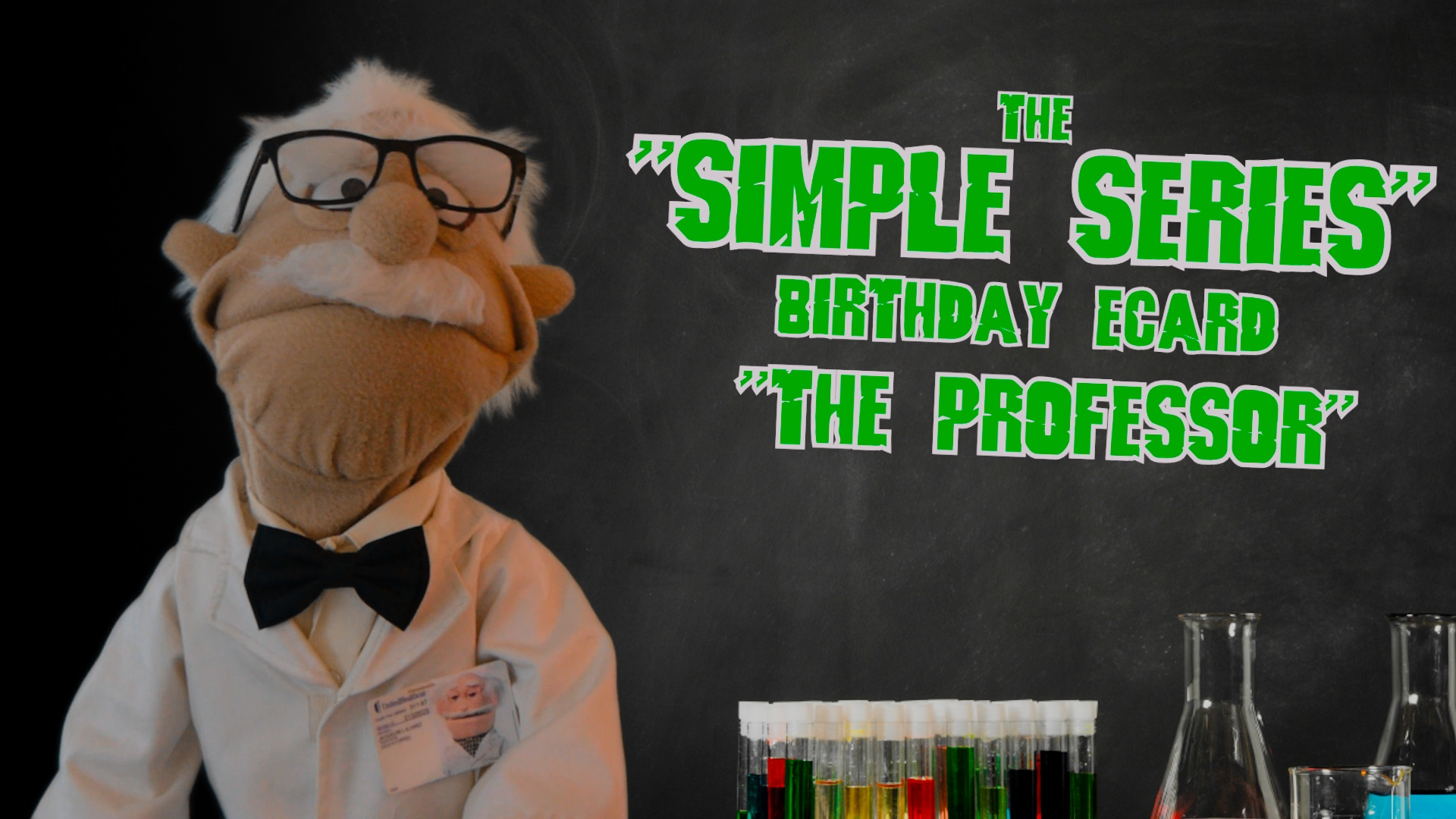 The Simple Series - The Professor